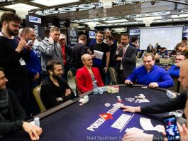 Main Event European Poker Tour (EPT) 4 day