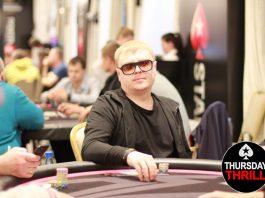 Maksym Mamonov win Thursday Thrill
