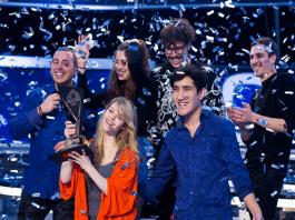 Maria Lampropulos win ME PCA 2018