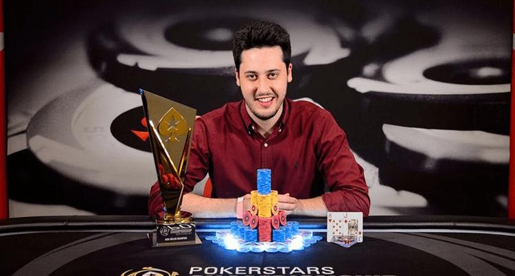Mateos Event #32 на PokerStars Championship