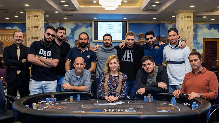 Merit Poker Western Tournament 2018 ME 2
