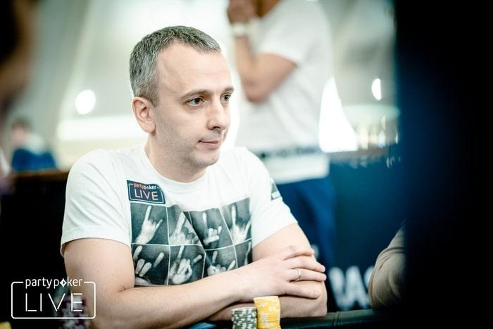 Михаил Семин - 27 место ($1,635)
