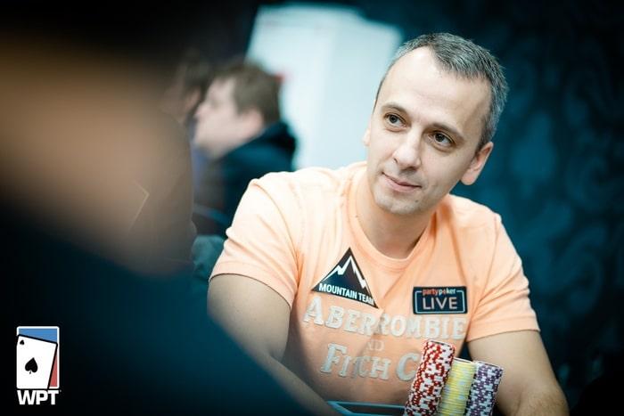Михаил Семин - 42 место wpt opener