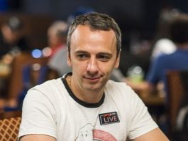 Mikhail Semin WSOP 2018