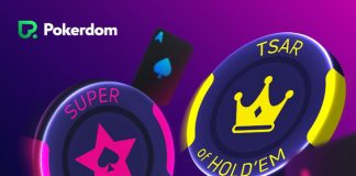 Mission Super Highroller Tsar of Hold'em