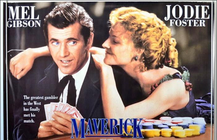 Постер к фильму Мэверик