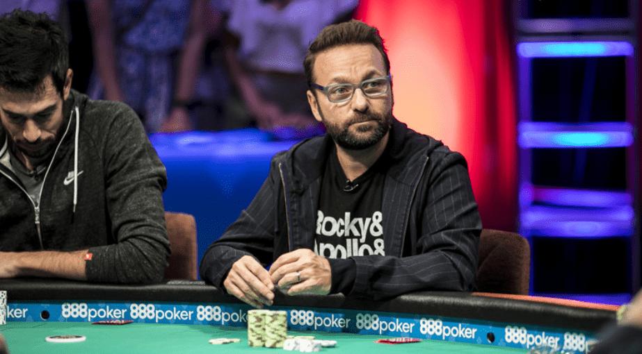 На WSOP 2019 Даниэль играет уже без нашивок PokerStars