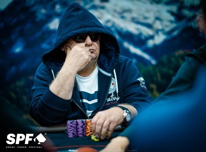 Натик Исмаилов - 5 место ($7,811)