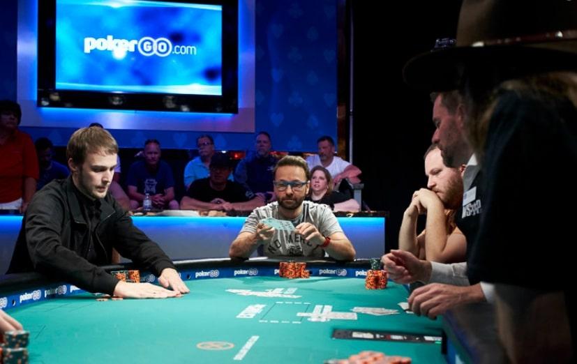 Негреану в финале Razz Championship $10,000