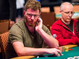 Nick Petrangelo cheapleader high roller 5 WSOP