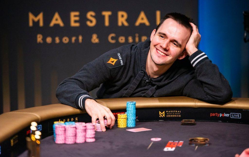 Никита Бодяковский в случае победы в Triton Million может стать первым в списке All Time Money List