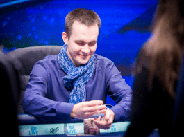 Nikita Bodyakovskiy 3 place High Roller for One Drop WSOPE 2017