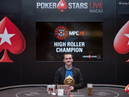Nikita Bodyakovskiy win MPC28 High Roller