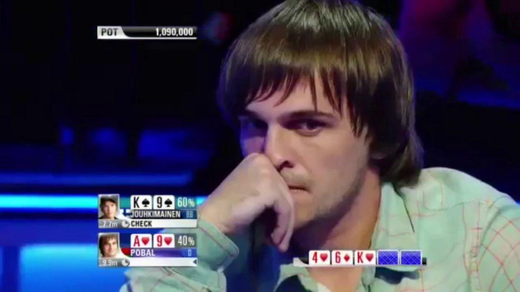 Николай Поболь