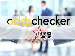 Oddschecker станет партнером PokerStars