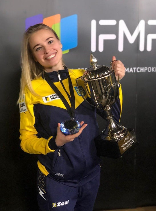 Ольга Ермольчева – лучший игрок турнира Кубок Наций