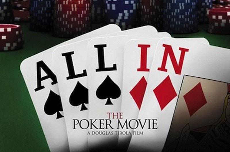 Постер к фильму Олл-ин: Фильм о покере