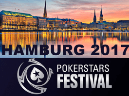 POKERSTARS FESTIVAL HAMBURG 2017