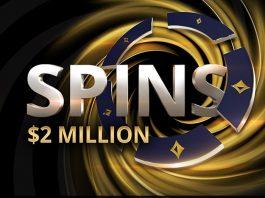 Partypoker запускает SPINS $2M