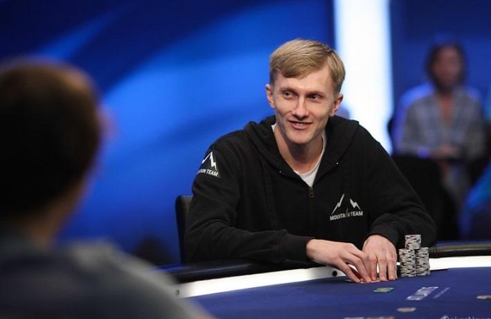 Павел Векслер - 4 место ($503,440)