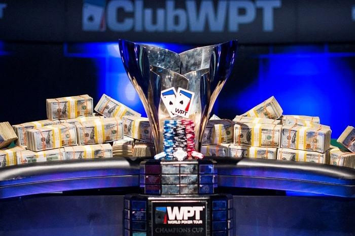 Переходящий кубок World Poker Tour