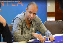 Phil Ivey announces his return – Beijing 2017
