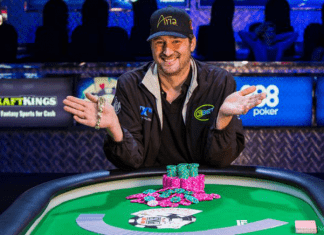 Phil hellmuth and YouStake