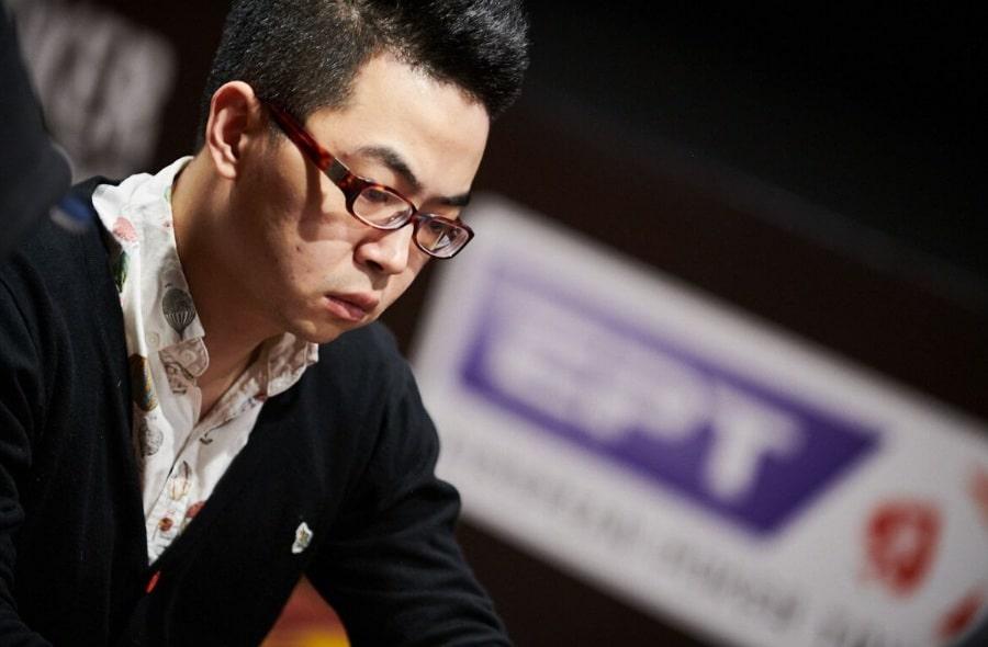 Пит Чен: 4-ое место, 2,807,000 руб.