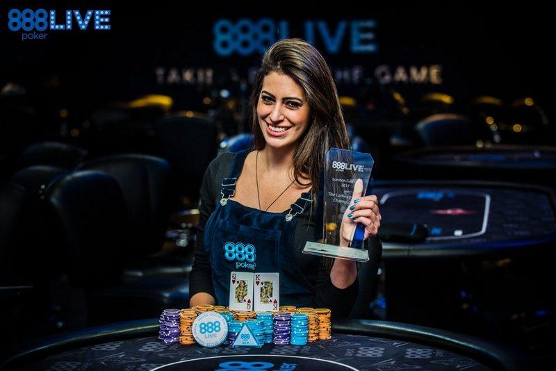 Победа Вивиан Салибы в женском турнире