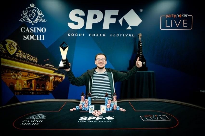 Победитель Turbo Bounty 100 KO Павел Гавриш