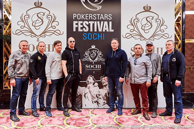 PokerStars Festival финалисты турнира хайроллера