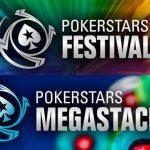 PokerStars Festivals and Megastacks 2018