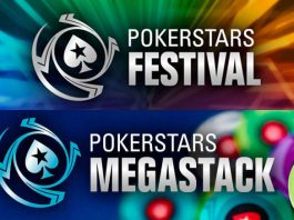 PokerStars Festivals and Megastacks 2018