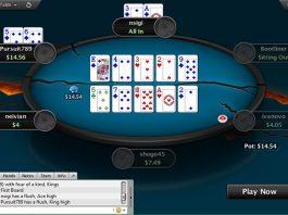 PokerStars Split Holdem