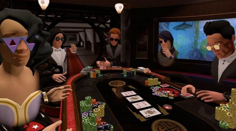 PokerStars VR Sit & Go