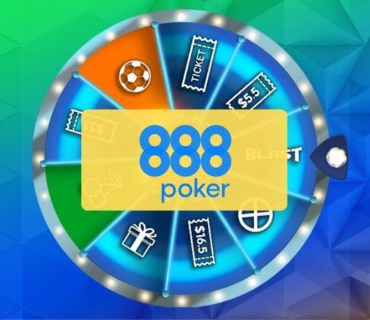 Покерная рулетка от 888poker