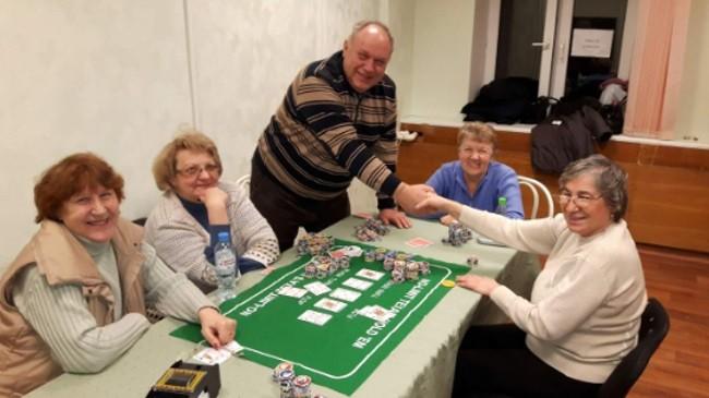 Покерный клуб Ольги Борисовны