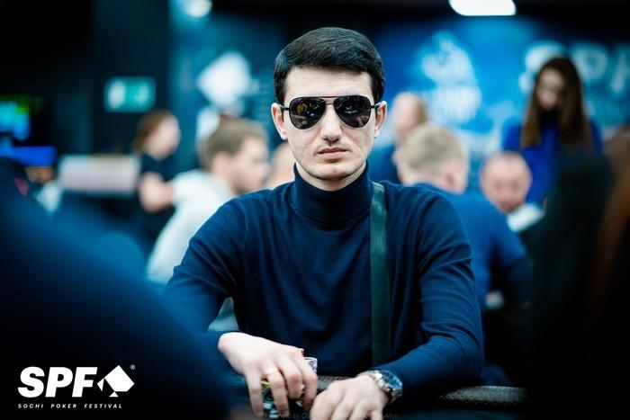 Рамин Гасанов - 7 место ($2,165)