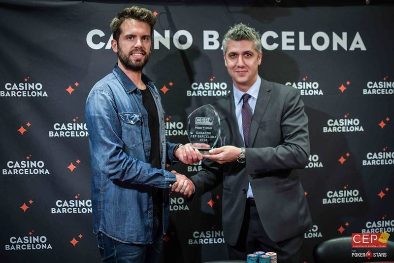 Рамон выиграл турнир CEP в Барселоне