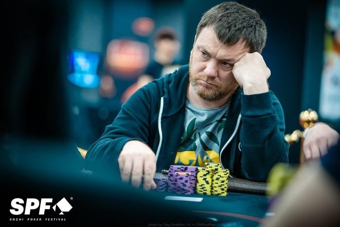 Роман Гаджиев - 9 место ($3,790)