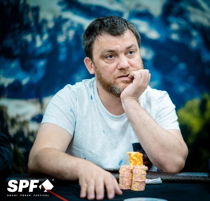 Роман Хаджиев - раннер-ап турнира хайроллеров SPF ($21,905)