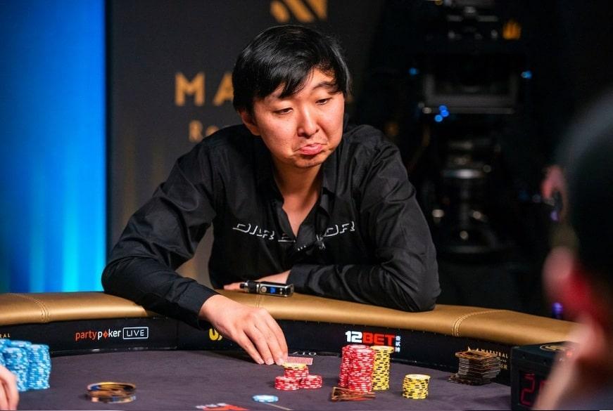Руи Цао – 3-е место ($199,000)