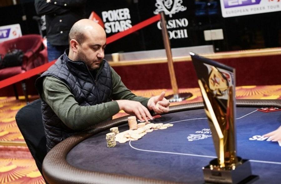 Рушад Искандеров: 1-ое место, 7,840,000 руб.