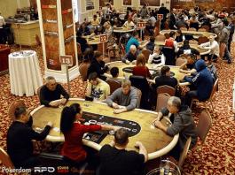 Russian Poker Open (RPO) 6-9nov 2017