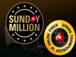 SCOOP Sunday Million 1 day