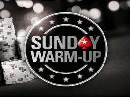 SENSIMIL1 win sunday warm up