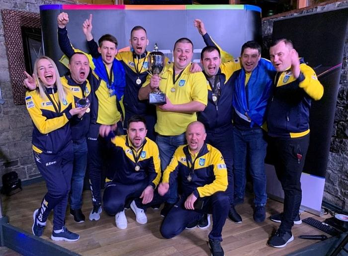 Сборная Украины на Кубке Наций