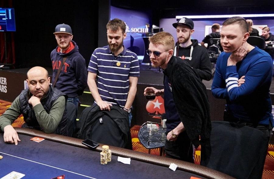 Сергей Колясников: 6-ое место, 1,739,500 руб.