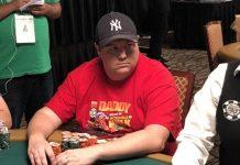 Шон Диб за покерным столом
