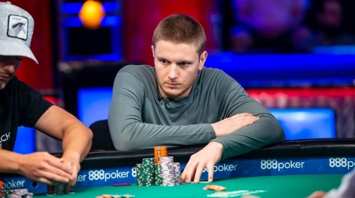 Сэм Соверел - 3 место ($640,924)